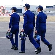 ブルーインパルスパイロット1