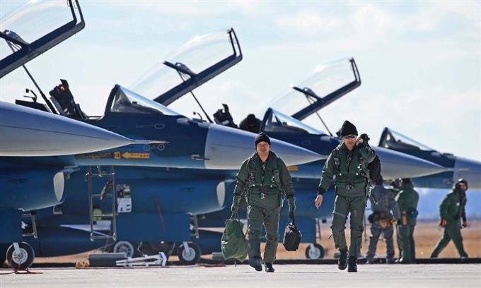 航空自衛隊パイロット