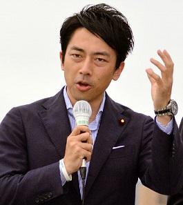 小泉進次郎演説