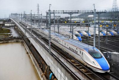 北陸新幹線①