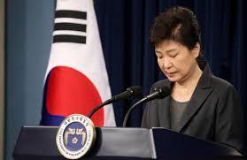 朴大統領弾劾