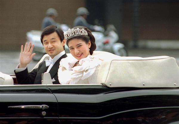 皇太子ご成婚