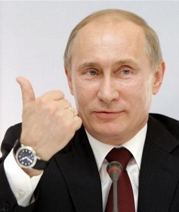 ロシア・プーチン