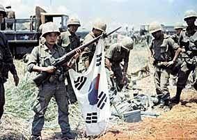 ベトナム戦争韓国軍