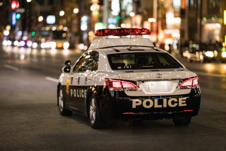 警察・パトカー