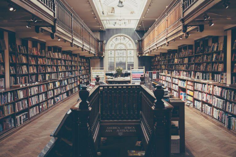 library-図書館