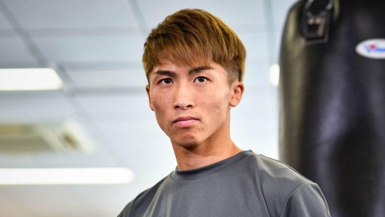 井上尚弥選手1